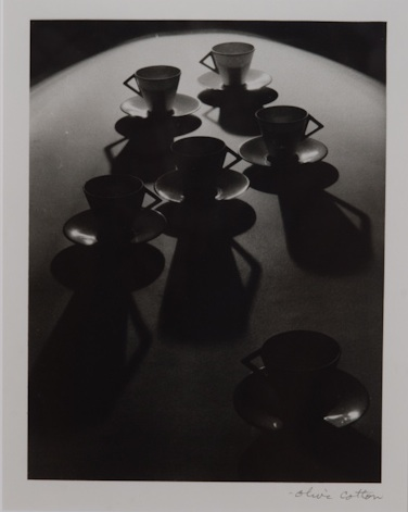 Olive edith cotton cups