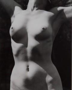 Max Dupain nude