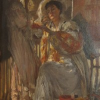 RUPERT BUNNY CHERRIES